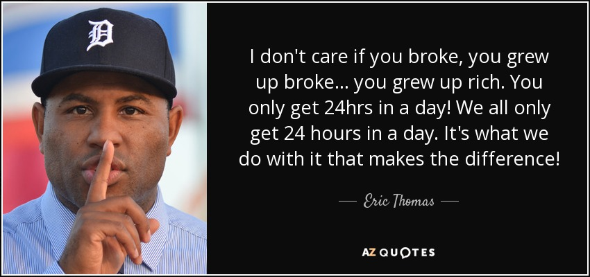 Eric thomas motivational speaker download
