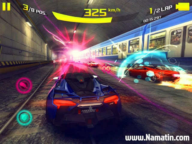 download mod asphalt 8 unlimited money