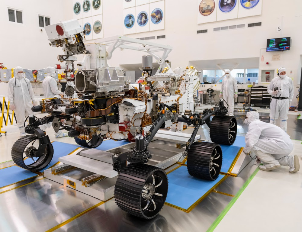 Video-Rover-Mars-2020