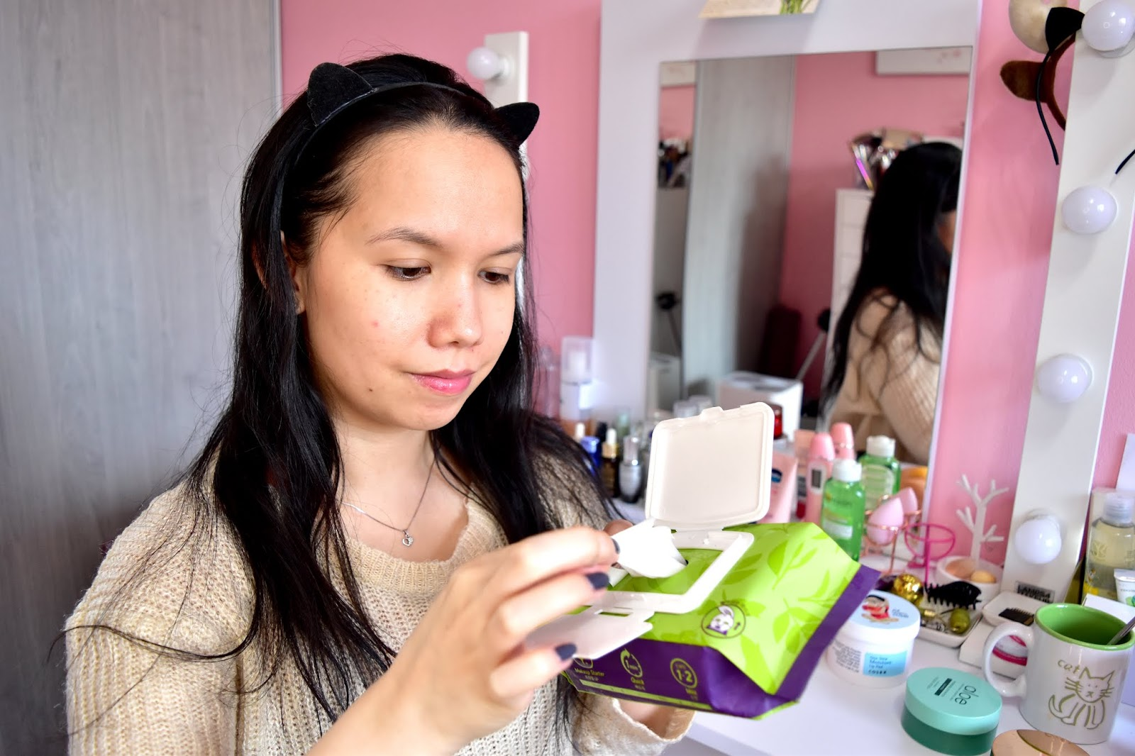 Holika Holika Pure Essence Morning Mask