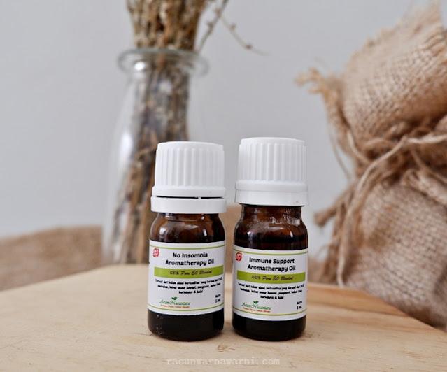 Aromatherapy Oil Arum Nusantara