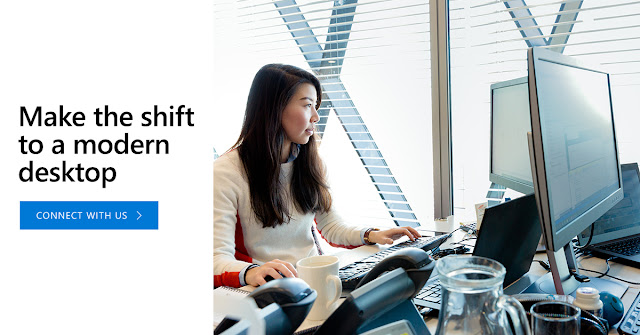 How To Make The Shift To a Modern Desktop