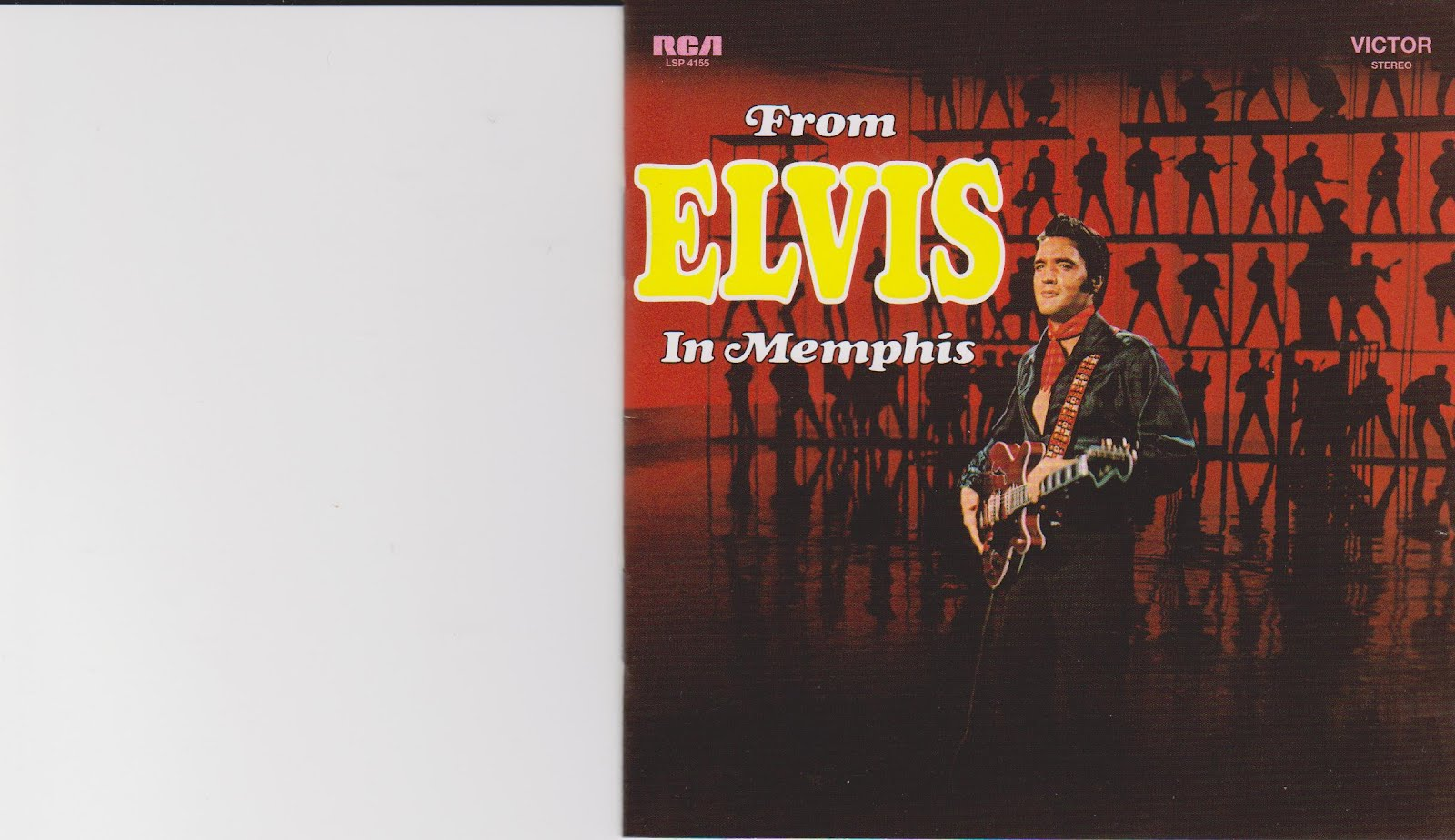 classic album- From ELvis In memphis by Elvis Presley