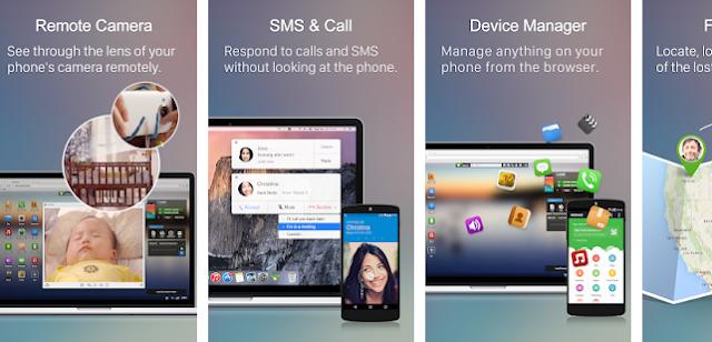 Aplikasi AirDroid Untuk Android