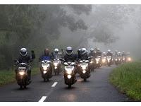 Tips pengecekan sepeda motor sebelum bepergian Touring jauh