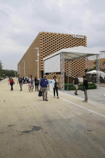 Padiglione Polonia-Expo 2015-Milano