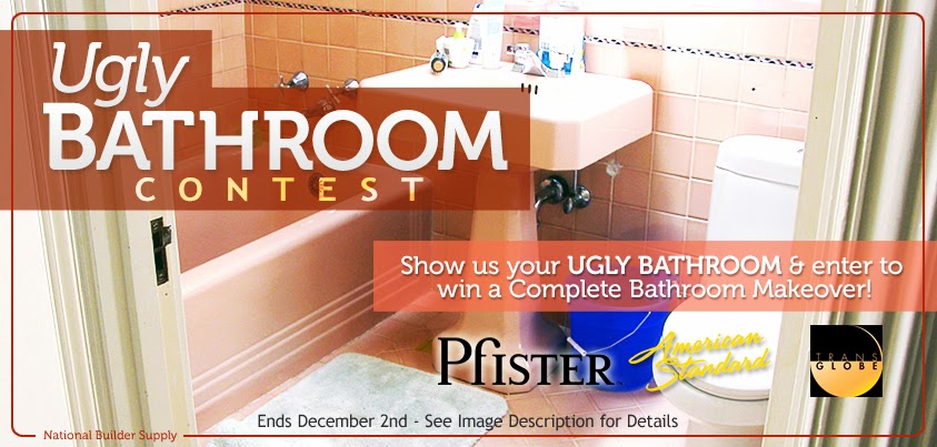 win bathroom makeover a new bathroom light win a complete bathroom makeover 15198