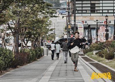 Neighborhood Hero 2016 Subtitle Indonesia