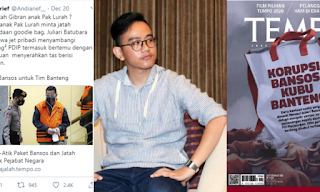 Wartawan TEMPO Alami Serangan Cyber Setelah Tulis Kasus Korupsi Bansos 'Anak Pak Lurah'