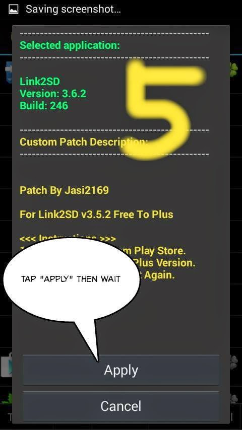 Luckypacther Custom Patch Apply