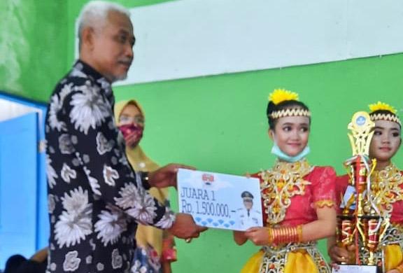Meriahkan HUT Mesuji, Disdikbud Gelar  Pengembangan Kebudayaan