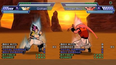 Dragon Ball Shin Battle Of Gods - Download Game PSP PPSSPP