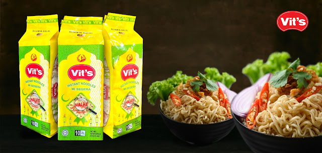 Vits Cook Share Win Contest 2021