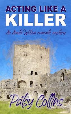Romantic murder mystery novel