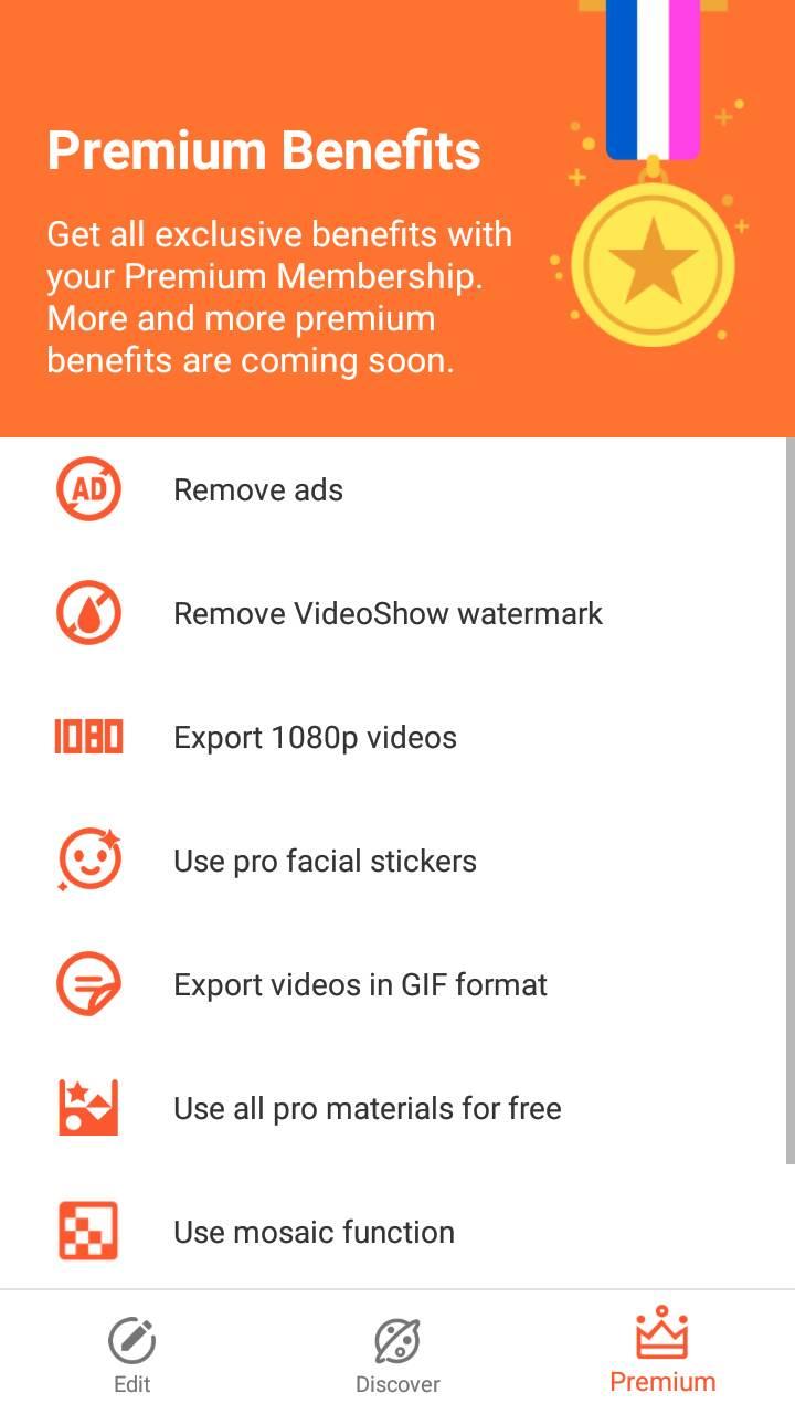 download videoshow premium mod apk
