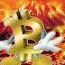 Bitcoin giảm xuống dưới 10,000 đô la, thị trường suy thoái trở lại