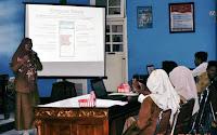 Dinas Kominfo Kota Bima Gelar Bimtek Pengelolaan Website OPD