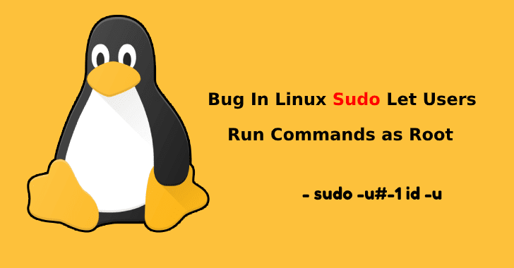 Sudo  - Linux 2BSudo 2B 25281 2529 - Bug In Sudo Let the Restricted Linux Users to Run Commands as Root