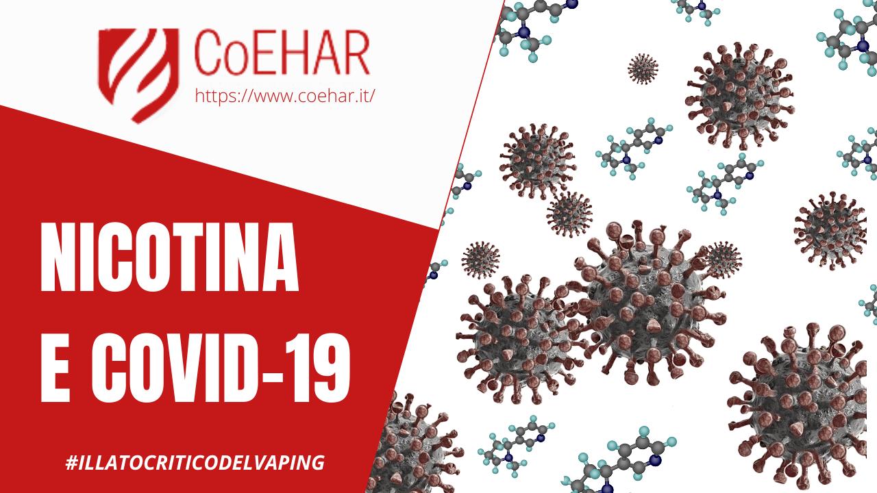 COVID-19 ACE-2 NICOTINA