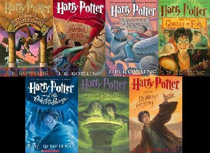 快樂的物質女孩: 讀哈利波特 - 往魔法世界的秘密通道