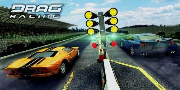 تحميل لعبة drag racing 4x4 مهكرة
