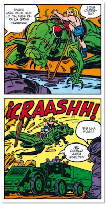 KAMANDI Jack Kriby, Boyer y Berry el último chico de la Tierra edita DC ECC