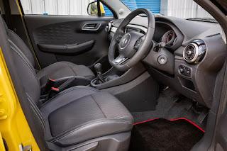 MG 3 (2019 European Spec) Interior