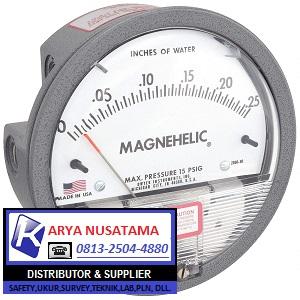 Jual Pressure Gauge Magnehelic 2000-00 di Bandung