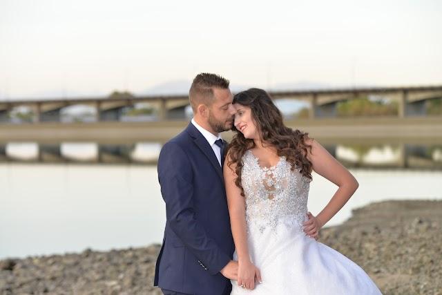 Ένας υπέροχος γάμος για τον Μανώλη και την Κατερίνα – να ζήσετε!