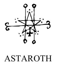 Sigil Astaroth