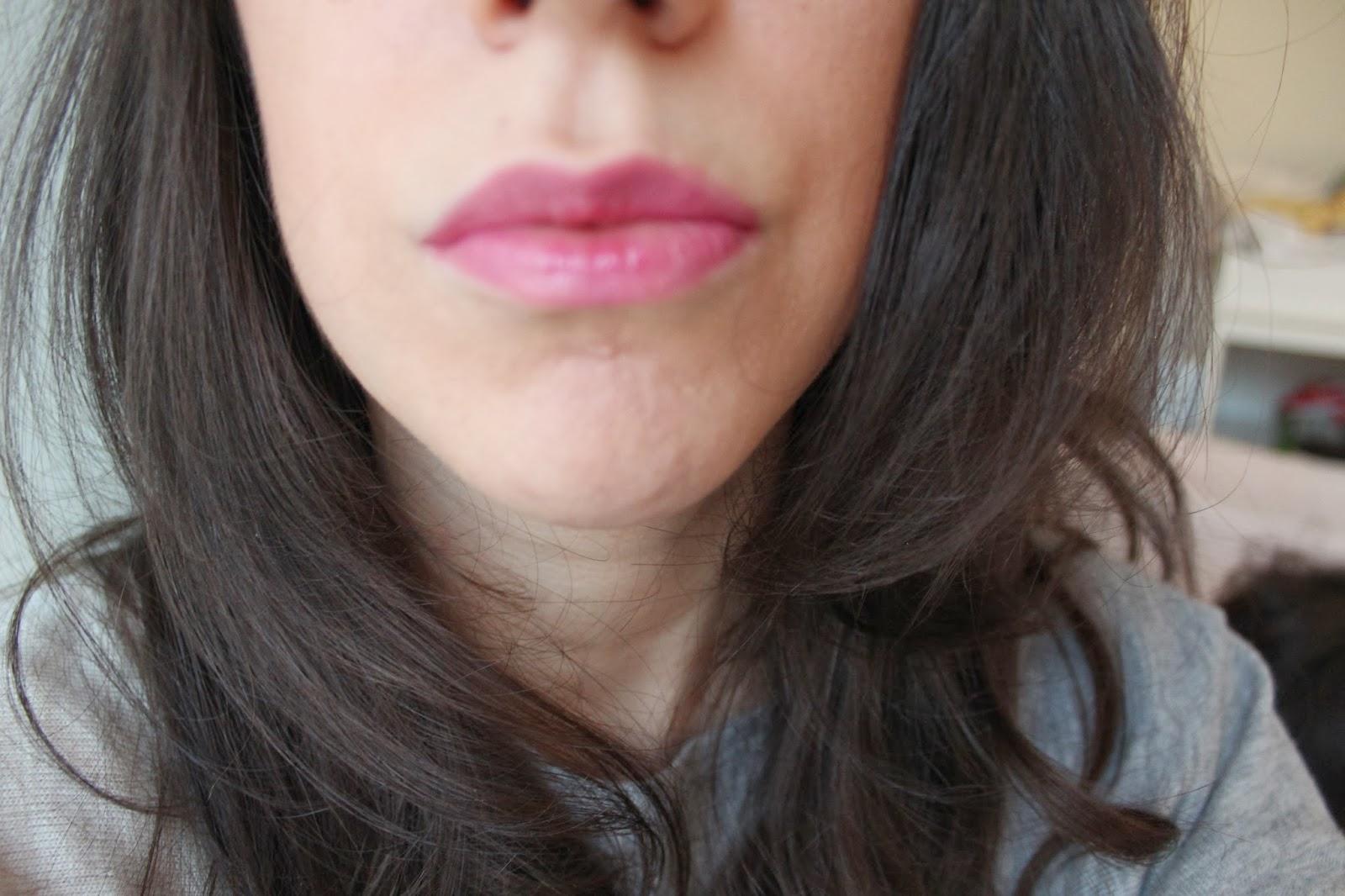 Henna Lips: Chic Parisian: Henna Lips // Rouge à Lèvres Au Henné