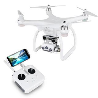 Spesifikasi Drone UPair 2 Ultrasonic - OmahDrones