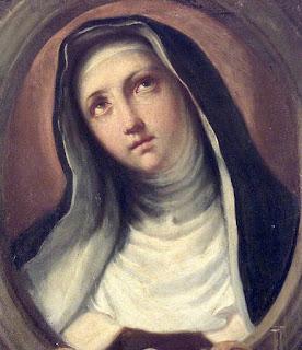 Sainte Marie Madeleine de Pazzi