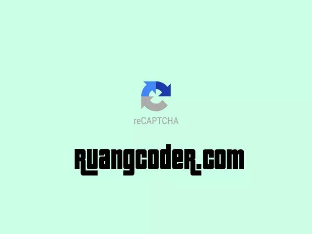 Membuat Captcha dengan PHP