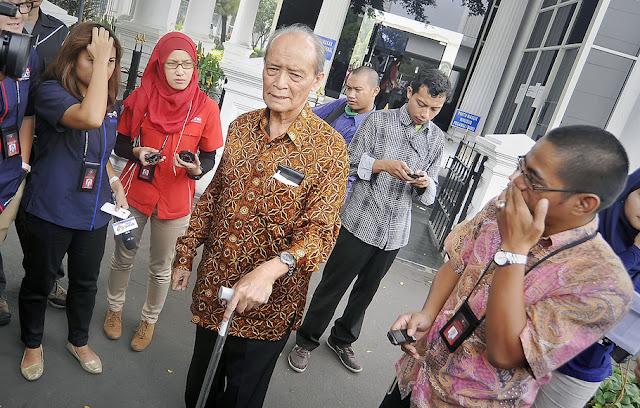 Patut Dicontoh, Buya Syafii Maarif Maafkan Netizen yang Menghinanya di Media Sosial