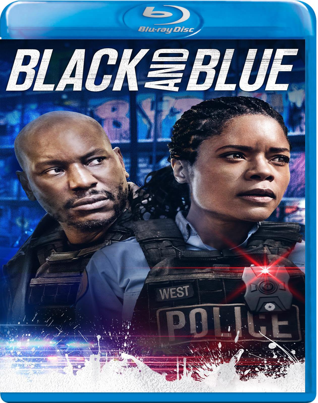 Black and Blue [2019] [BD50] [Latino]