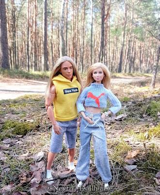 Ken Fasnionistas 138 Barbie Tessa Camp Rock Made To move doll