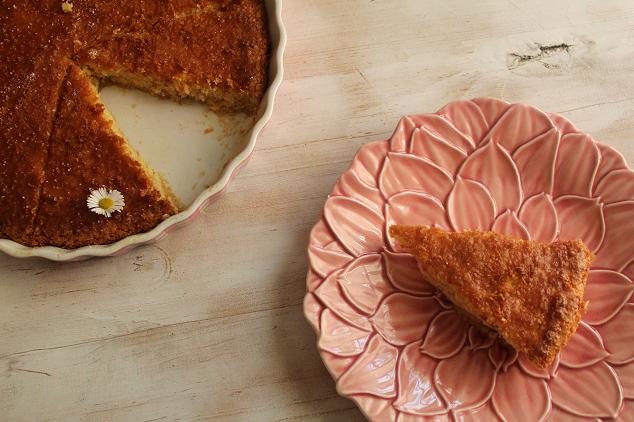 tarte de coco receita