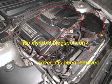 Bmw 318i E46 Crank Angle Sensor Location BMW E46 Crankshaft Sensor