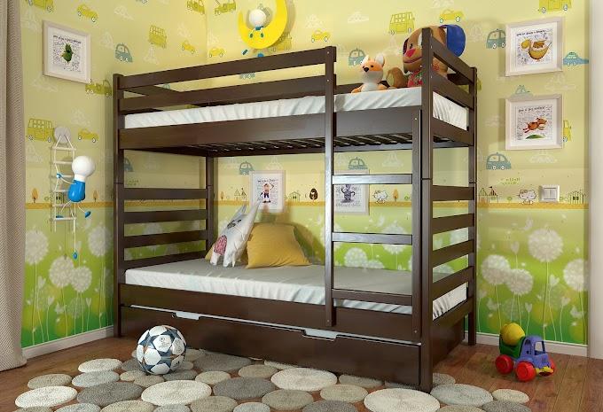 Кровать-трансформер Рио  80х190 (сосна) ТМ АрборДрев
