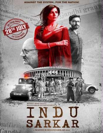 Indu Sarkar 2017 Full Hindi Movie HDRip