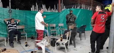 hoyennoticia.com, En La Guajira se perdió el miedo al Covid-19, 317 comparendos en el fin de semana
