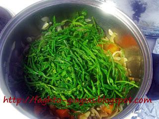 Οβριές και Σπαράγγια γιαχνί - από «Τα φαγητά της γιαγιάς»