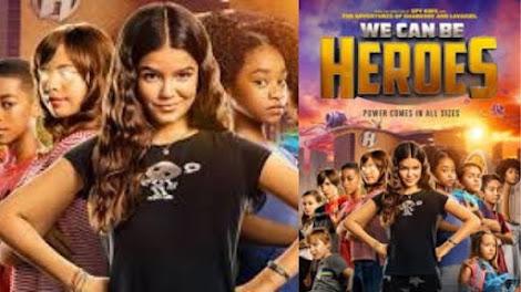 We Czn Be Heroes