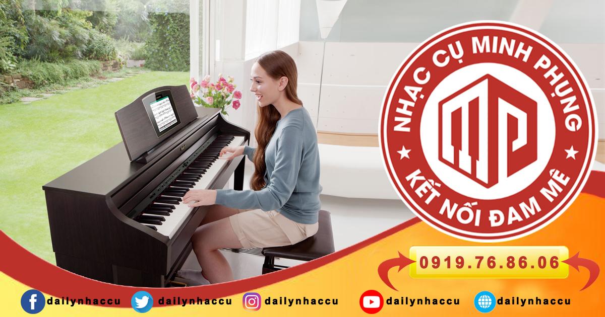 Có nên mua đàn piano điện cũ để sử dụng hay không?