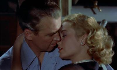 La ventana indiscreta (1954) Rear Window » James Stewart - Grace Kelly