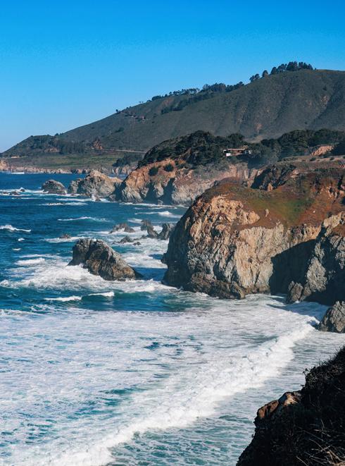 PCH Road Trip California