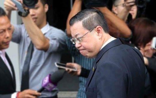 Bila Agak² SPRM Nak Mulakan Siasatan Terhadap Ketua Menteri Pulau Pinang? #LGERasuah