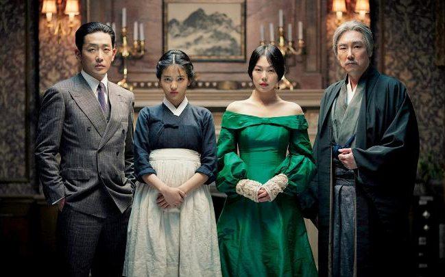 Sinefilin Günlüğü !: Park Chan-wook'un son mucizesi: The Handmaiden