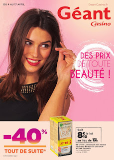 Catalogue Géant Casino 05 au 17 Avril 2017